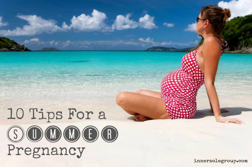 Tips for a summer pregnancy